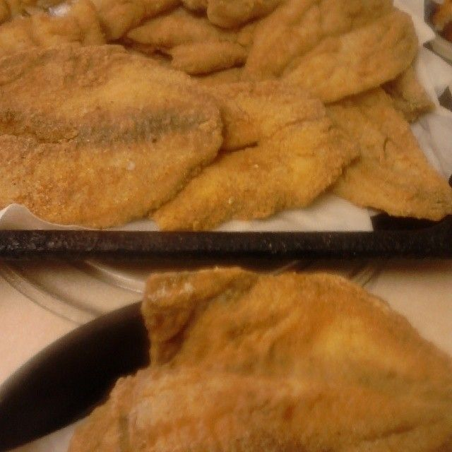 Fried whiting tilapia porgy and butter fish fishfry for Porgy fish recipe
