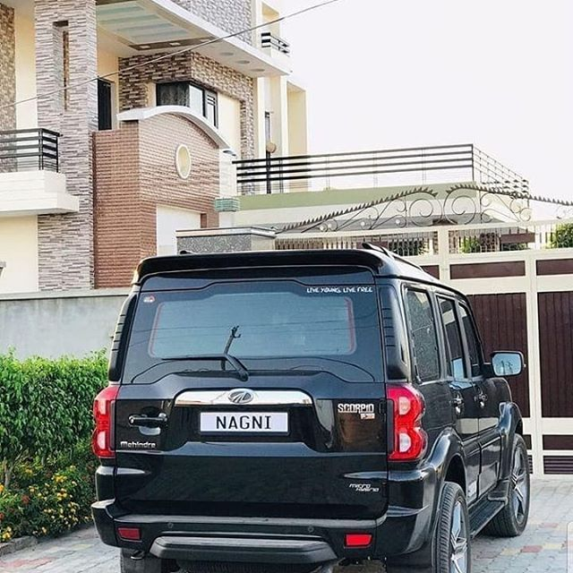 Black Scorpio Lovers Modifiedcars Followforfollowback
