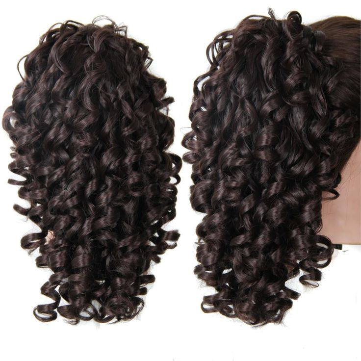 fake hair pieces - Google Search