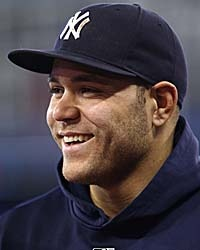 Russell Martin, Yankees Catcher <3