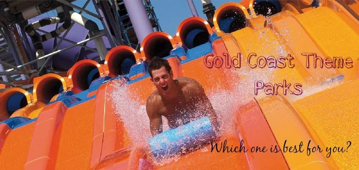 5 Gold Coast Theme Parks in Australia - Which one is best for your family?