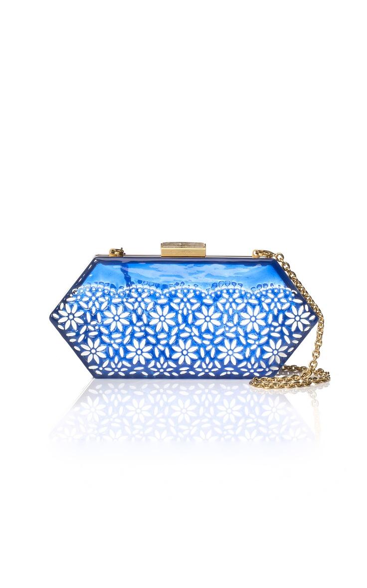 Oscar de la Renta Cara Vanity CaseRenta Handbags, Renta Cara, Vanities Cases, Cara Vanities, Income, Accessories Cara, Of The, Oscars, Purses Clutches Bags