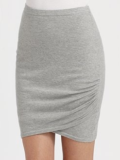 Cashmere skirt ~ would want a different color, something deeper toned!