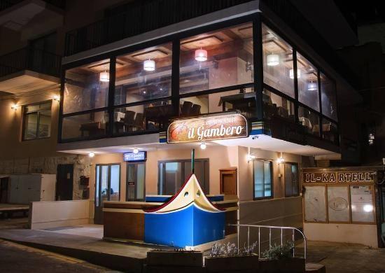 Ristorante il Gambero - Picture of Ristorante il Gambero, Marsalforn - TripAdvisor