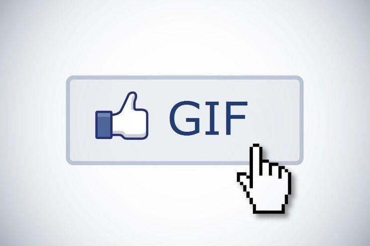 Como colocar gif no Facebook