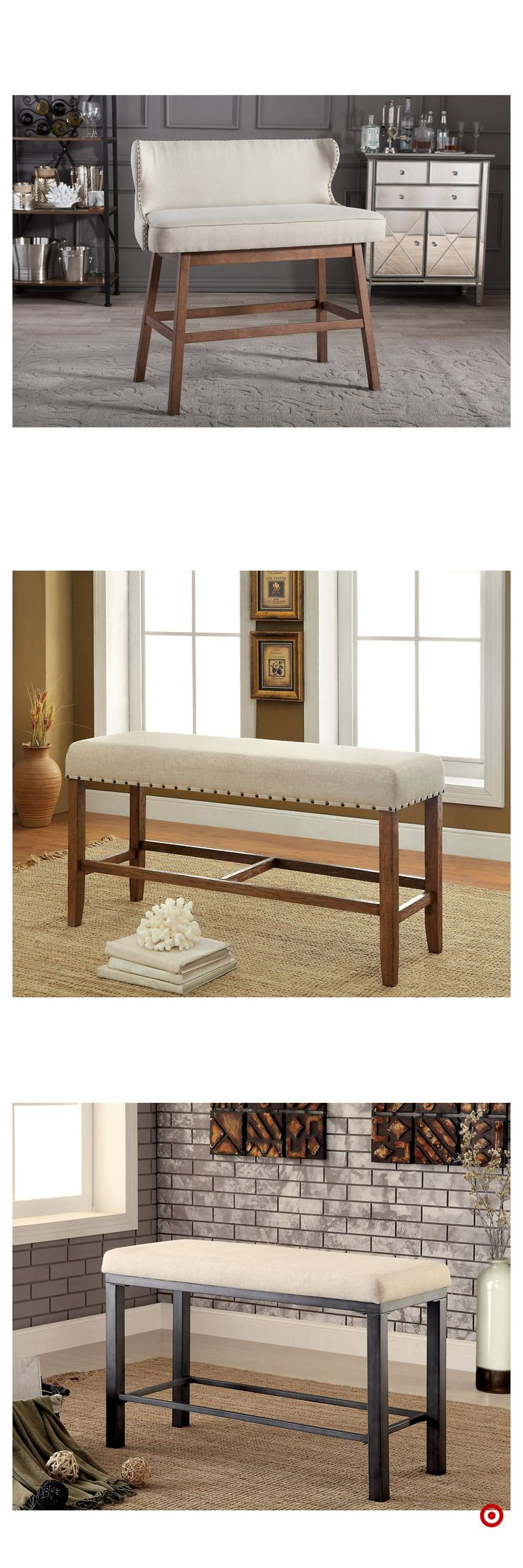 Shop Target for bar benches you will love at great low prices. Free shipping on all orders or free same-day pick-up in store.