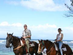 North Shore Beach Horseback Riding, Oahu / Waikiki tours & activities, fun things to do in Oahu / Waikiki | HawaiiActivities.com