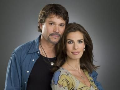 Days' Peter Reckell and Kristian Alfonso on Bo, Hope and Salem: Peter Reckell and Kristian Alfonso