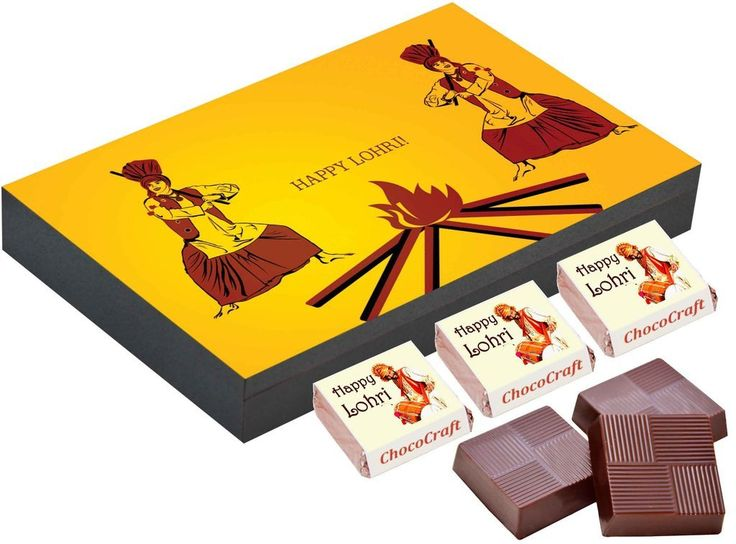 Lohri gift ideas | Send Chocolates online