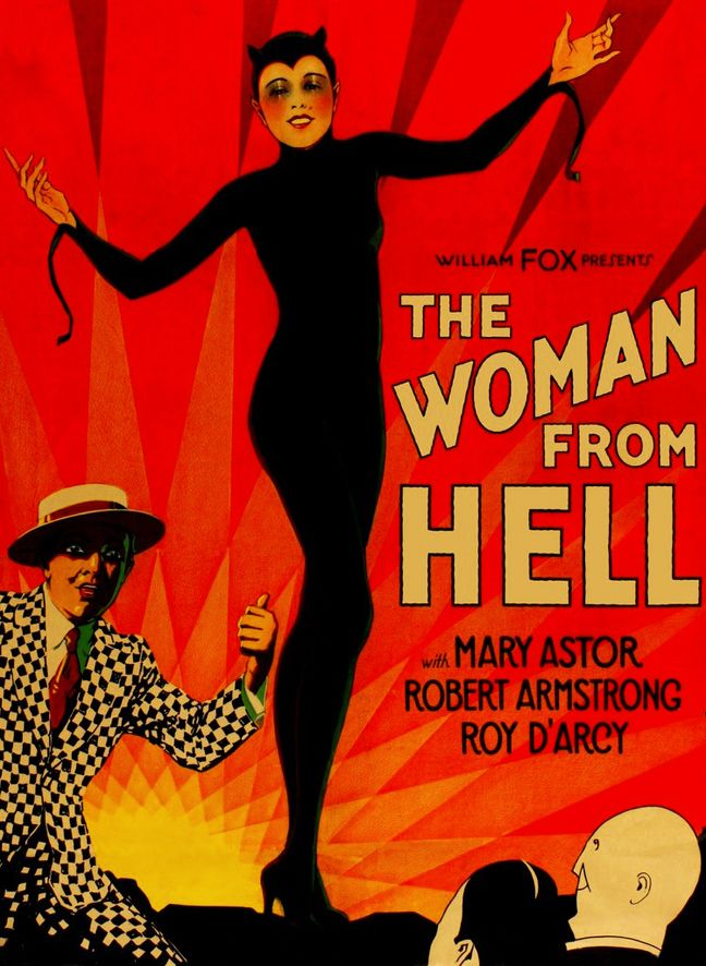 The Woman from #Hell (1929)