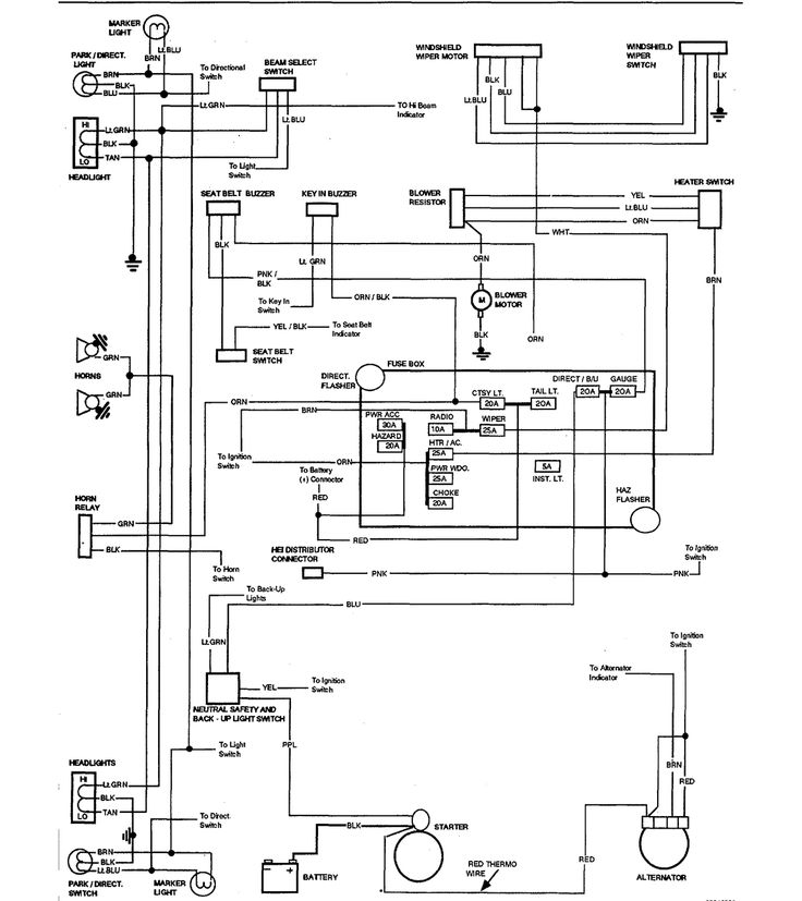 Need B M Floor Shifter Wiring Help Archive El Camino Central In At Diagram For Neutral Safety