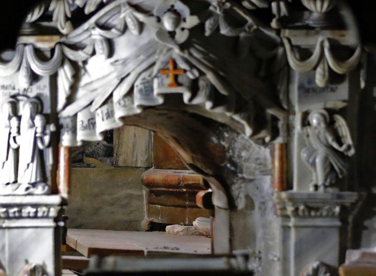 Jerozolima: odsłonięto grobowiec, w którym zostało złożone ciało Chrystusa