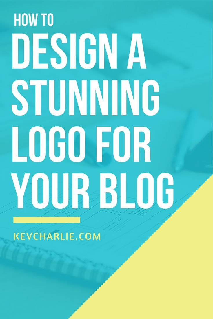 Learn how to design a stunning logo for your blog, even if you are not a designer. This easy tools are going to help you to design the perfect free logo for your business. Try them now! By Kevin Charlie, Blogging Expert.