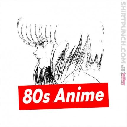 Download 80s Anime SVG Files For Silhouette, Files For Cricut, SVG ...