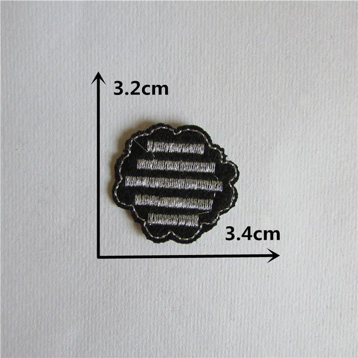 1pcs sell fashion cartoon patch hot melt adhesive applique embroidery patch DIY clothing accessory patch C2043-C2061