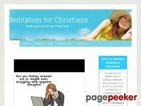 Christian Meditation -Quiet Your Mind and Awaken Your Inner Spirit