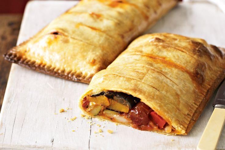 Ratatouille Pies Recipe - Taste.com.au | Delicious | Pinterest