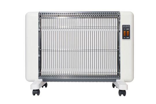 サンラメラは遠赤外線を放出し、体を効率的に暖めるパネルヒーターです。冬だけでなく夏の冷房での冷え対策や腰痛の緩和など、一年を通して使用できる優れた暖房器具です。