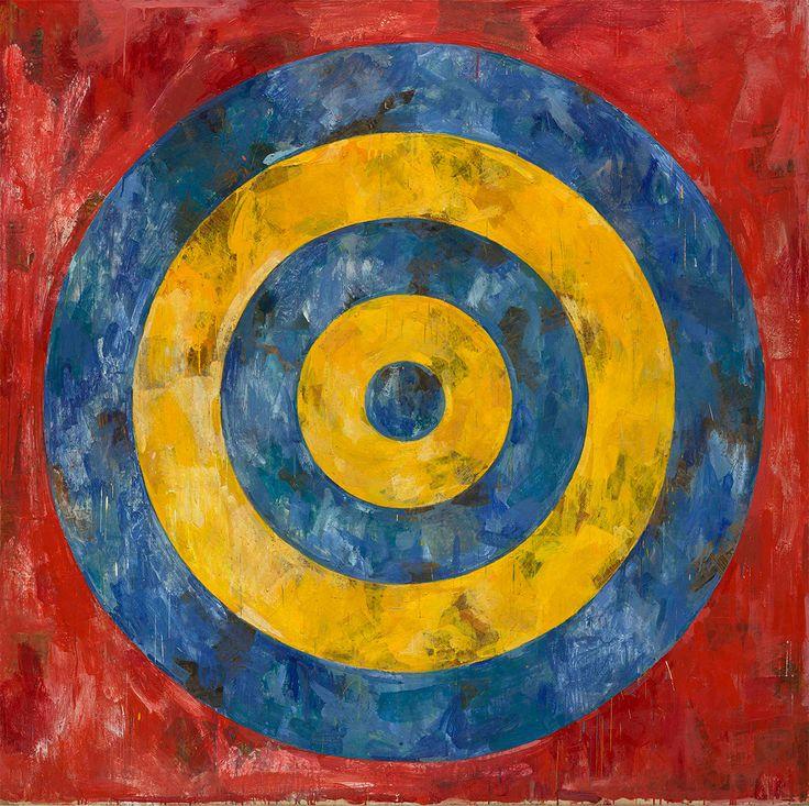 Jasper Johns, Target 1961
