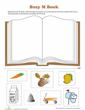The 667 best abcda images on pinterest letters alphabet letters letter books students cut out pictures and if they begin with the letter of the book they cut and glue them into the book spiritdancerdesigns Gallery