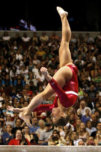 Shawn Johnson Photos - 2008 U.S. Olympic Team Trials - Gymnastics Day 2 - Zimbio
