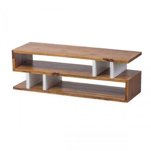 Dalace Pendek | meja kayu jati modern unik dekor interior rumah kafe interior design