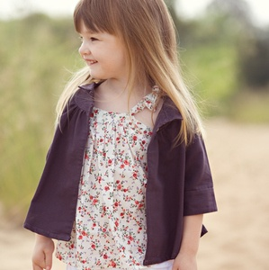 Lovely Bolero for Isla from Daisy & Moose