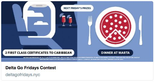 ACT FAST: Win 2 First Class Tix to Caribbean on Delta Airlines