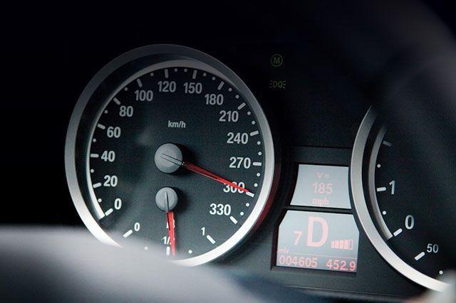 Eccesso di velocità