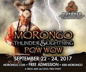2017 Morongo Thunder and Lighting Pow Wow - PowWows.com - Native American Pow Wows