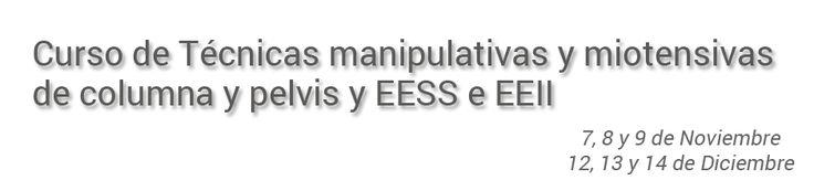 Curso para Fisioterapeutas en Barcelona http://www.clinicaosteopatica.com/curso-tecnicas/