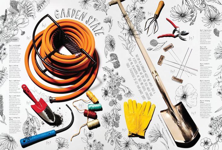 garden tools - Alaina Sullivan