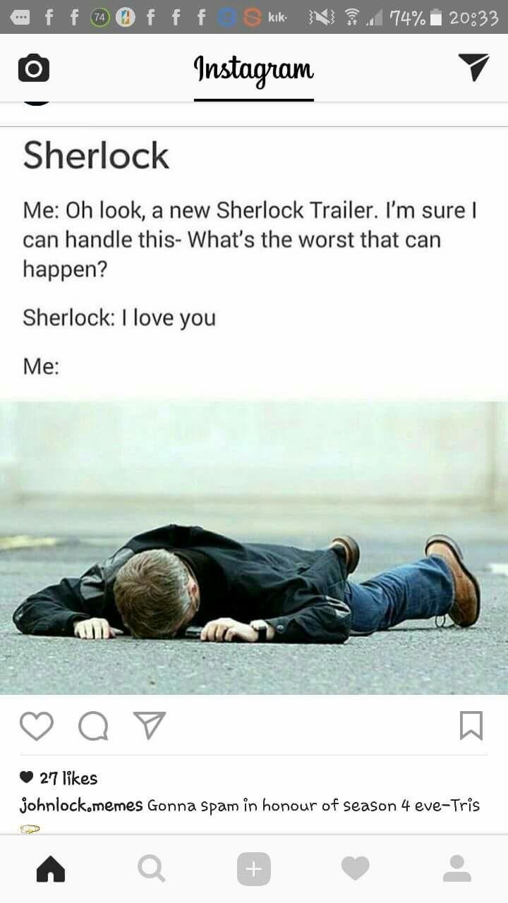 Lol Same Sherlock Fandom Sherlock Sherlock John