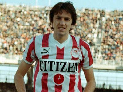 Barrios Jorge Walter Balestrasse. Αργεντινός. (1961). Μέσος. Από το 1985-1987. (49 συμμετοχές 2 goals).