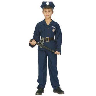 Костюм полицейский для ребенка