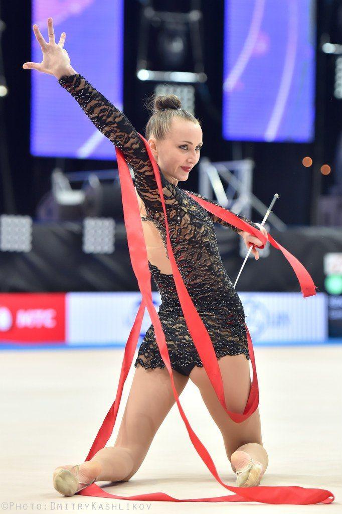 Ganna Rizatdinova (Ukraine), European Championships Minsk 2015