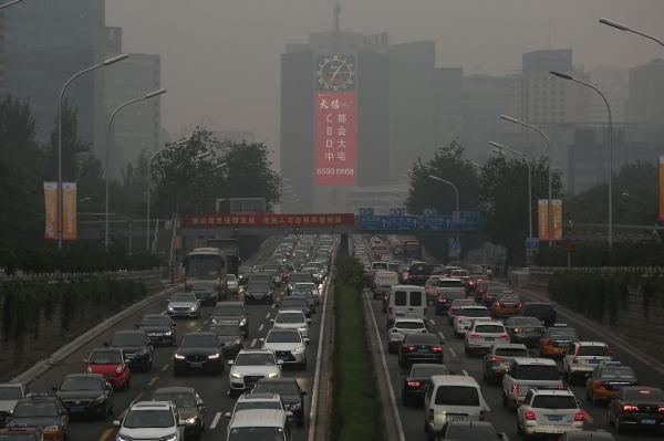 State media in China reported Thursday that commuters in Beijing started using special license plates to designate alternative vehicles for…