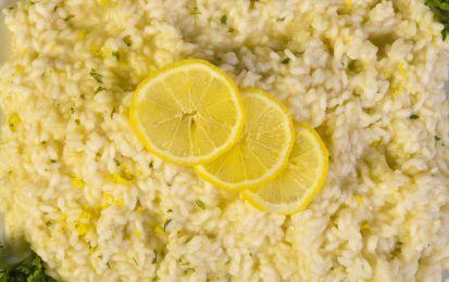 Risotto al limone - Il risotto al limone è una gustosa ricetta invernale, che…