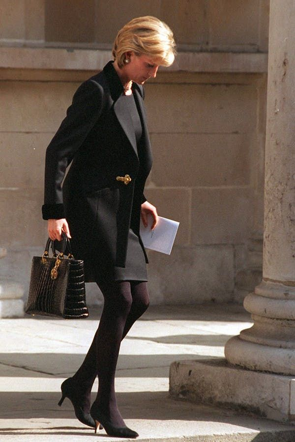 ff5fc53d895 6 Modern Style Lessons We Learned from O.G. Fashion Queen Princess Diana   purewow  purewow  princessdiana  royalfamily  fashion  outfitideas  diana   fashion ...