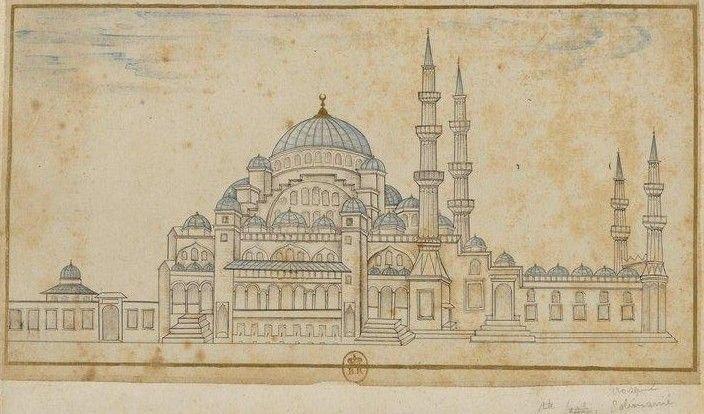 Süleymaniye Mosque ?