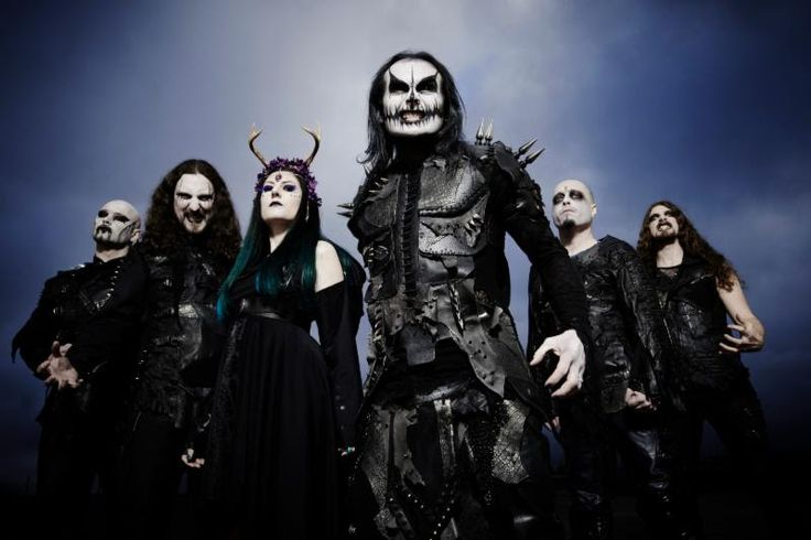 CRADLE OF FILTH To Release Never-Before-Heard 1995 Album In July