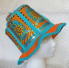 Handmade Crochet Oberon Beer Can Hat by GiftedAcorn on Etsy
