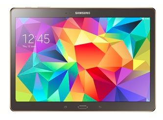 The Galaxy Tab S 10.5 is the best Android-powered media tablet available, but its competition is stiff.