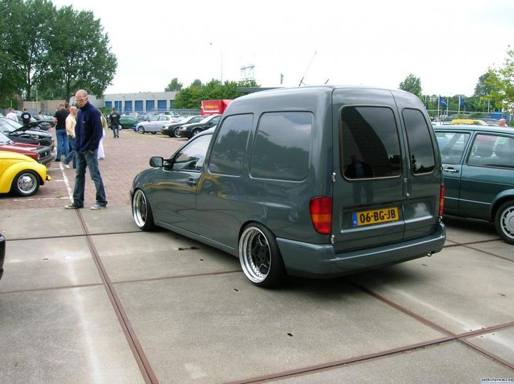 Mk3 Caddy 2k Forum > vw Caddy Typ 9K (1996-2005) picture appreciation thred
