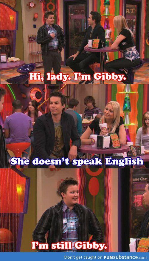 I'm Gibby