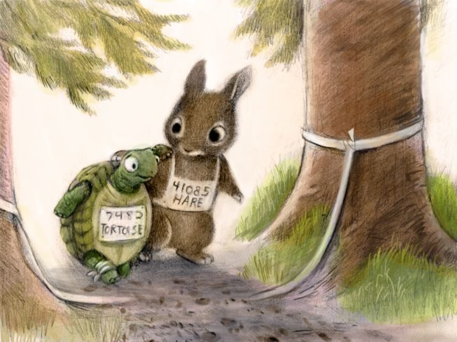 Regarding MATH, last night I said that I feel like the hare having to walk in the tortoise's shoes. In other words, my nature is to be hare-like but basic math forces me to be like a tortoise. It's an out of body (in new body) experience. By Sydney Hanson