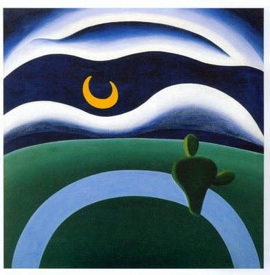 by Tarsila do Amaral