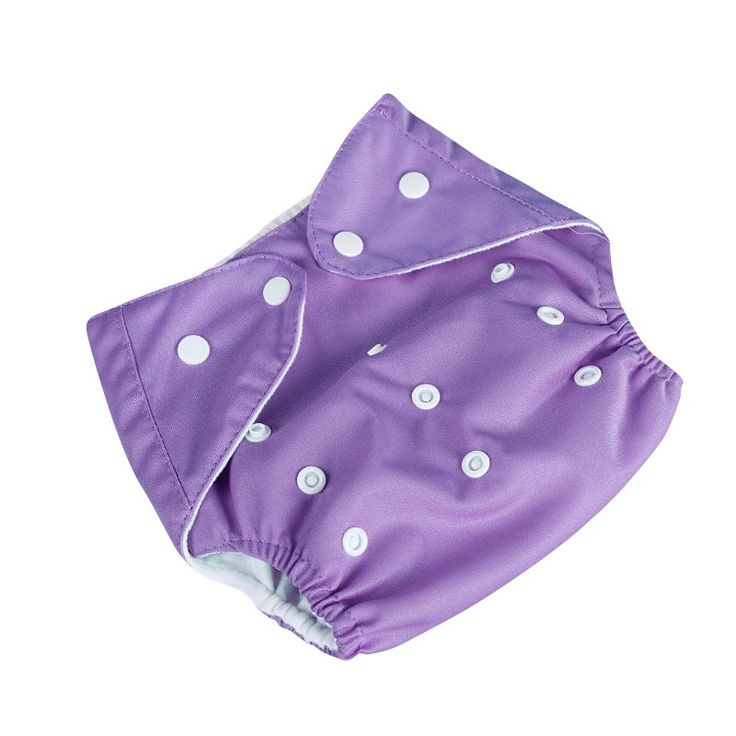 Baby Infant Thin Diapers Reusable Nappy Covers Inserts Cloth Girl Boy Adjustable Diapering