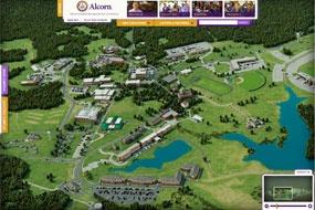Http Tour Alcorn Edu Alcorn State University Campus Map