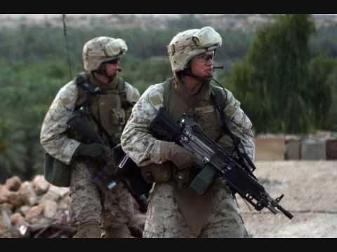Marine corps running cadences (playlist)